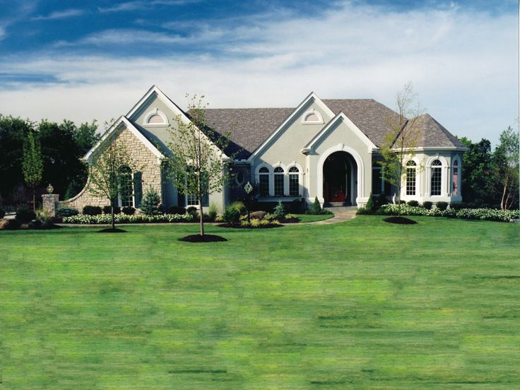 French Country Ranch House Plans 388 best european home plans images on pinterest | house plans and