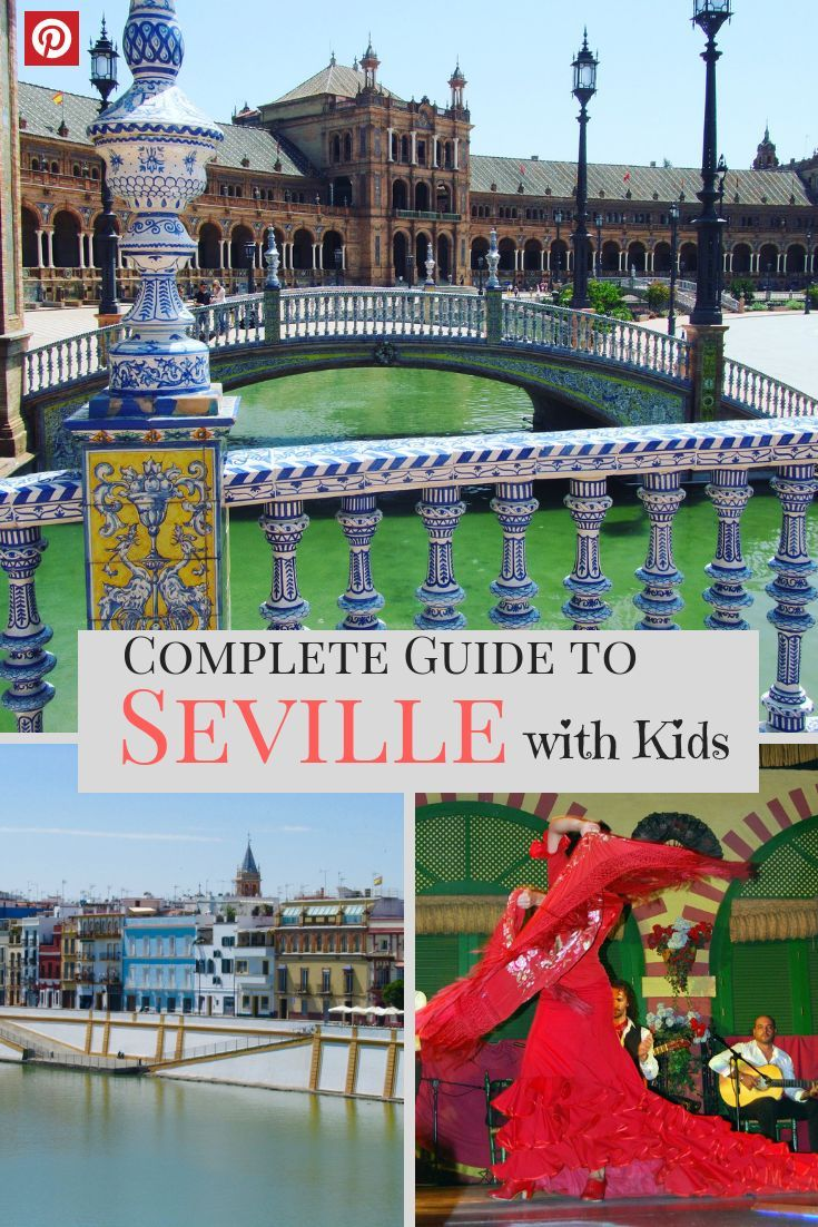ee15bba6e26 Everything you need to know about visiting Seville in Spain with kids. What  to see and do, what time of year to visit, where to find the Star Wars  locations ...