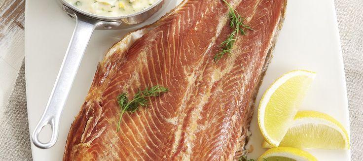 Kananmunakastike kalalle