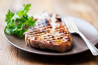 Dinner for Two: Korean Marinated Pork Chop > Cameron Mitchell
