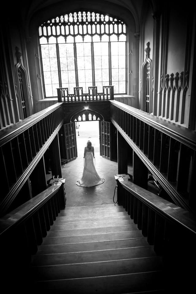 Castle in door wedding ireland