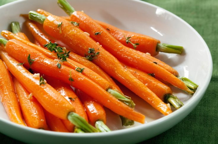 Vegan breastfeeding | Honey carrots Glazed carrots ...