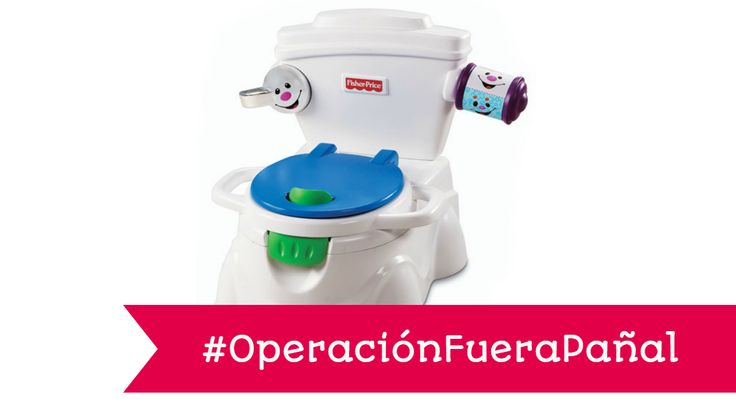 Ya casi podemos dar por finalizada la #OperaciónFueraPañal en breve os lo contaré todo todo! :)
