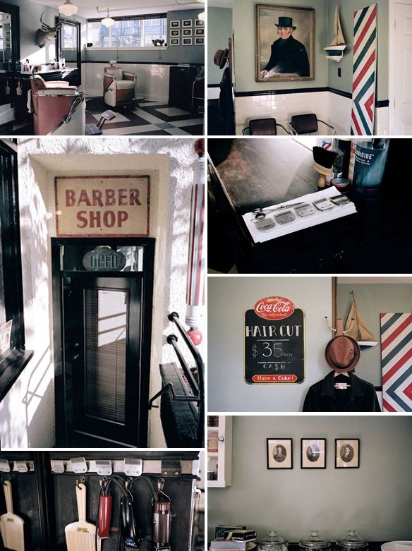 Man Cave Barber Hamilton : Best barbershop ideas images on pinterest