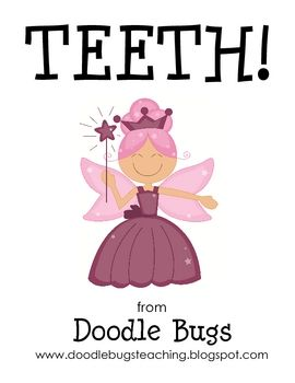 FREE- Dental Health Unit-This a cute little pack of dental health.. TEETH.. activites to use with your students. Here is what is included:{1} Match the sentence to ...