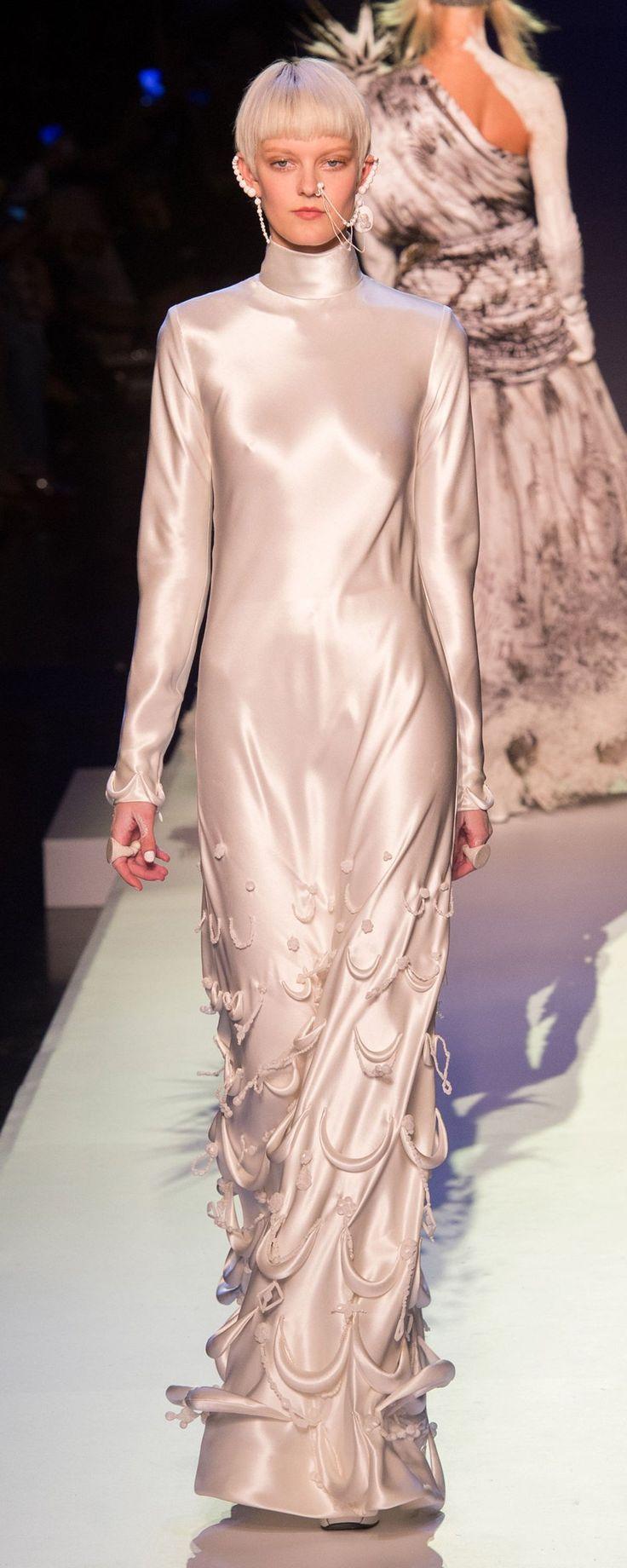 Magnífico Vestidos De Novia De Jean Paul Gaultier Patrón - Colección ...