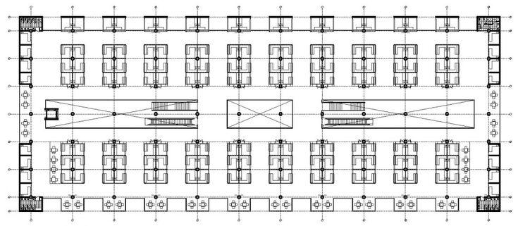 Galería de Mercado Tirso de Molina / Iglesis Prat Arquitectos - 14