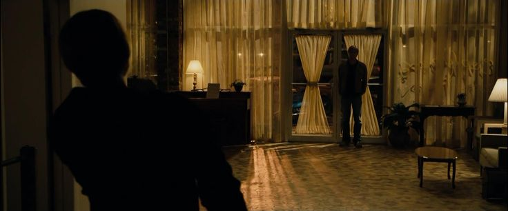 Staring into the night // The Curious Case of Benjamin Button // Fincher