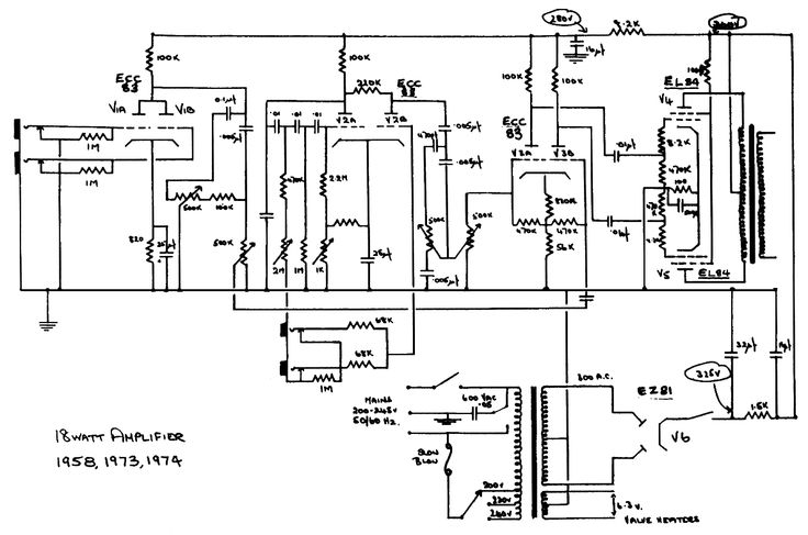 MARSHALL MG 412 WIRING DIAGRAM - Auto Electrical Wiring Diagram on