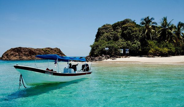 Coiba National Park in Panama, an isolated marine preserve 14 miles off the Pacific coast, is a paradise for nature lovers