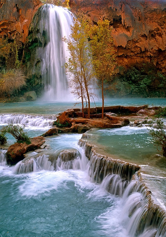 Havasu Falls, Grand Canyon west.. love this place!!! it's been too long i see a trip this year:)