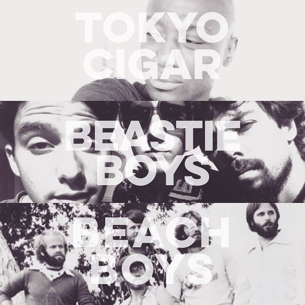 Tokyo Cigar x Beastie Boys x Beach Boys - Pet Sounds of Science