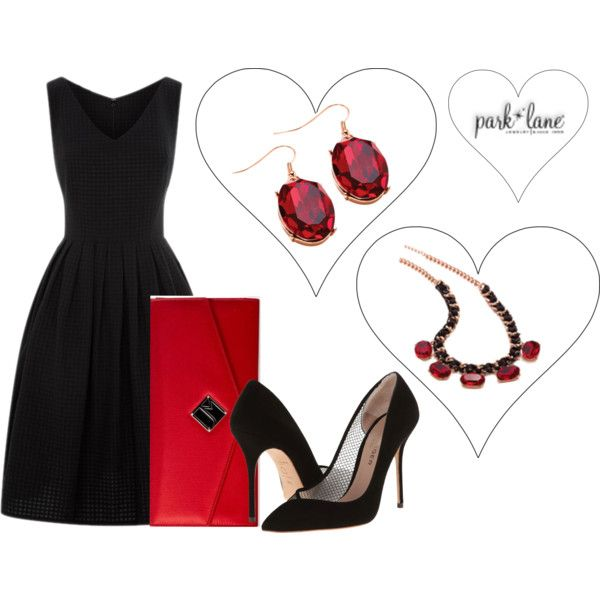 Cabernet Style by parklanejewelry on Polyvore featuring Kurt Geiger, jewelry, cabernet and parklanejewelry