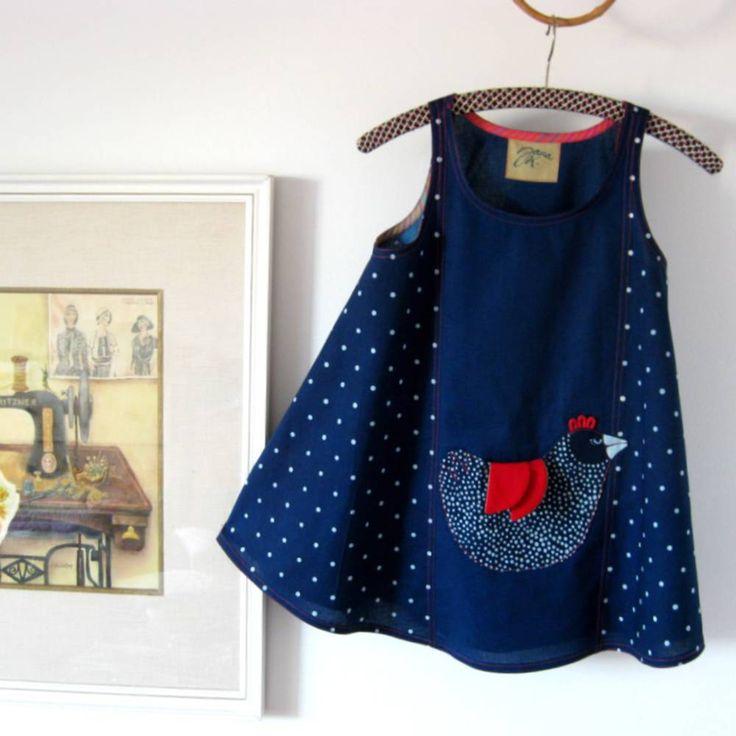 Detské oblečenie - KVOK :o) - šatičky pro holčičky - 5500603_