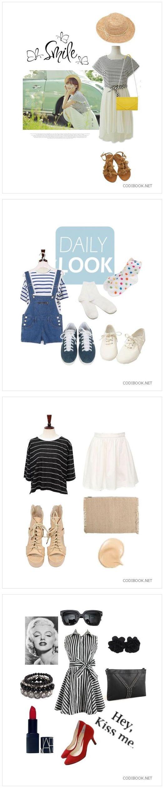 스트라이프 패션을 즐기는 4가지 방법