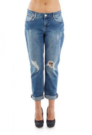 Blugi Boyfriend SuperJeans of Sweden - Vintage Wash. Get them here >> http://superjeans.ro/branduri/superjeans-of-sweden/blugi-boyfriend-superjeans-of-sweden-vintage-wash-1.html