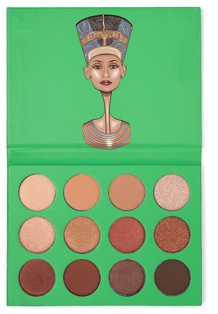 Nubian Eyeshadow Palette