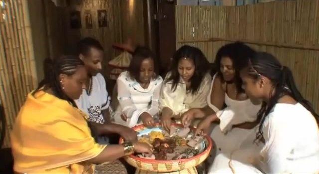 Abyssinia Ethiopian Restaurant #london #cricklewood #ethiopian #food #traditional #cuisine #ethiopia #gursha #freddiemercury #queen #video