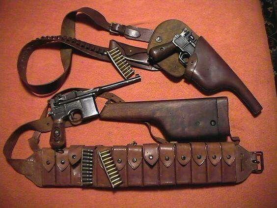 Anglo-Boereoorlog, so paar `tools of the trade` van daardie tyd.