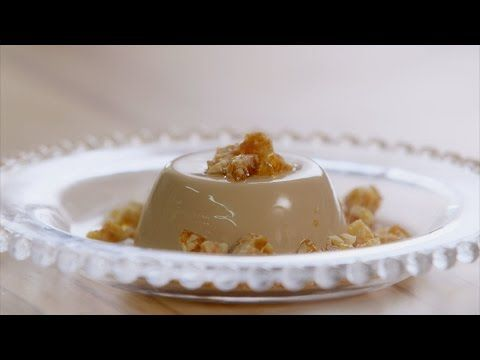Latte panna cotta recipe - Mary Berry's Foolproof Cooking: Episode 1 ...