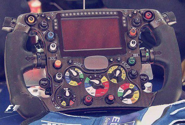 2º Semana de Test de Pretemporada de Barcelona Volante de nuevo Sauber.