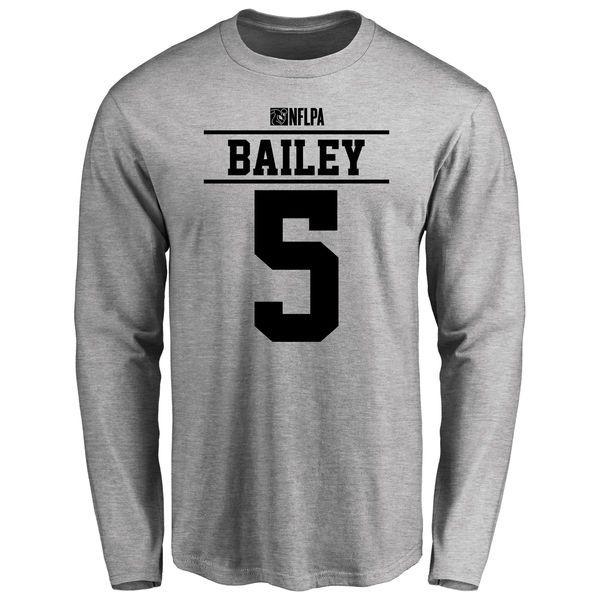 Dan Bailey Player Issued Long Sleeve T-Shirt - Ash - $25.95