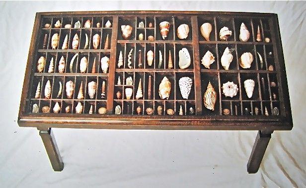 Type drawers
