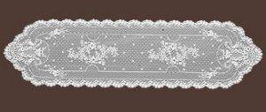 Shop Floret Table Lace Online | Floral Motif Placemats and Tablecloths for Sale