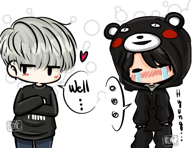 This is so cute    But why does no one ship sope >.>
