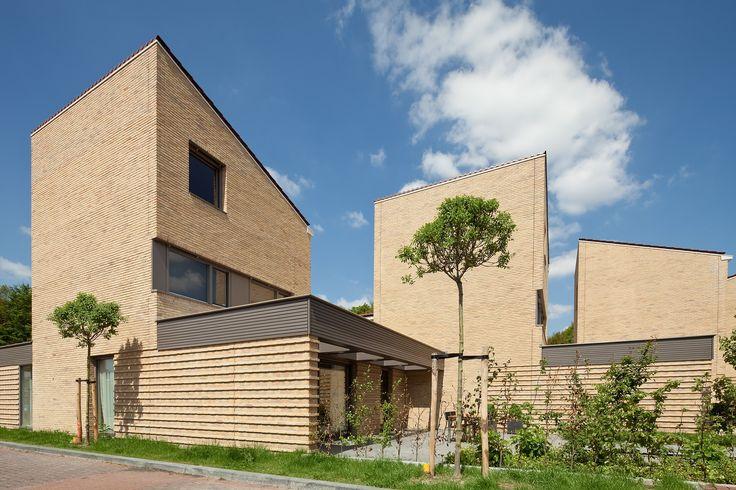 Hilberink Bosch Architecten , 82 Goirle, 39 woningen