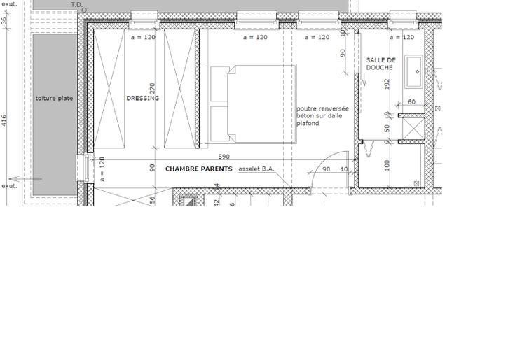 Les 38 meilleures images propos de plan maison sur for Google plan maison