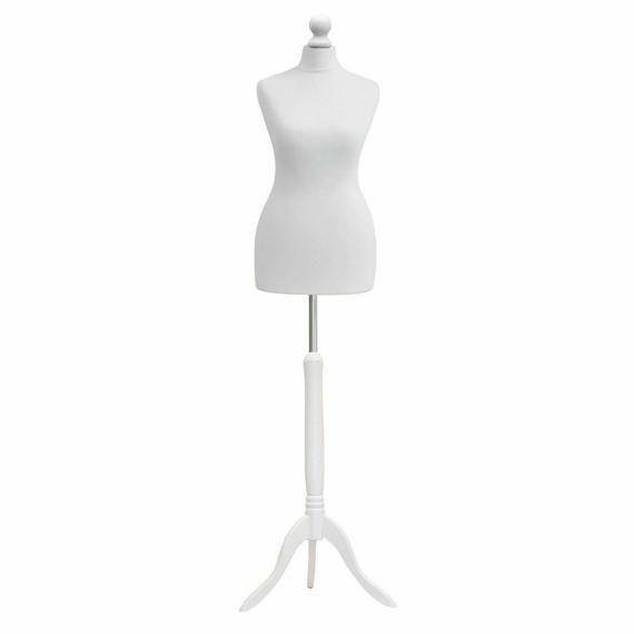 Full Body Mannequin Shop Window Display Dummy Retail Dressmaker Female Lady UK