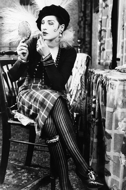 Norma Shearer in Lady of The Night, 1925.