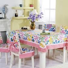 Resultado de imagen para toalhas de mesa e capas de cadeira