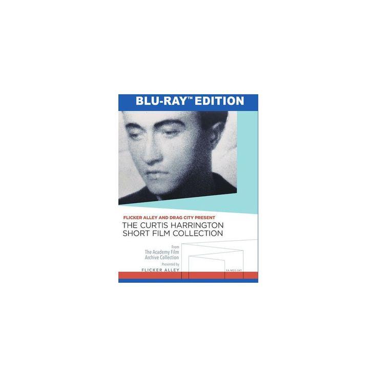Curtis Harrington Short Film Collection (Blu-ray)