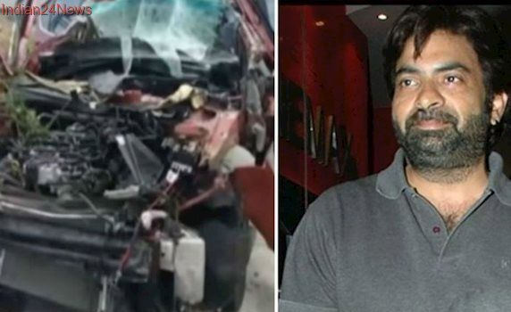 Ravi Teja's brother Bharath Raju was drunk during accident? Empty liquor bottles in his car