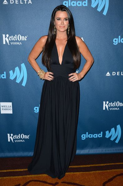 Kylie Richards at the 24th Annual GLAAD Media Awards 2013