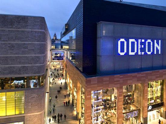 Wanda Group creates global film powerhouse, AMC acquires Europe's Odeon & UCI Cinemas