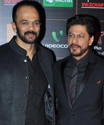 Shah Rukh is family to me, says Rohit Shetty!