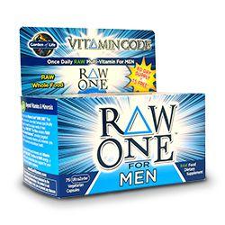 Garden of Life Vitamin Code Raw for Men