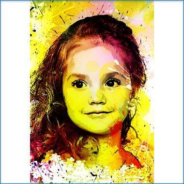 Awesome artistic photo effects..jazz up your kids photos..www.jazzypics.com