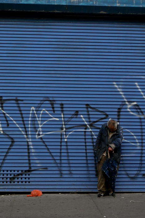 ChinaTown homeless