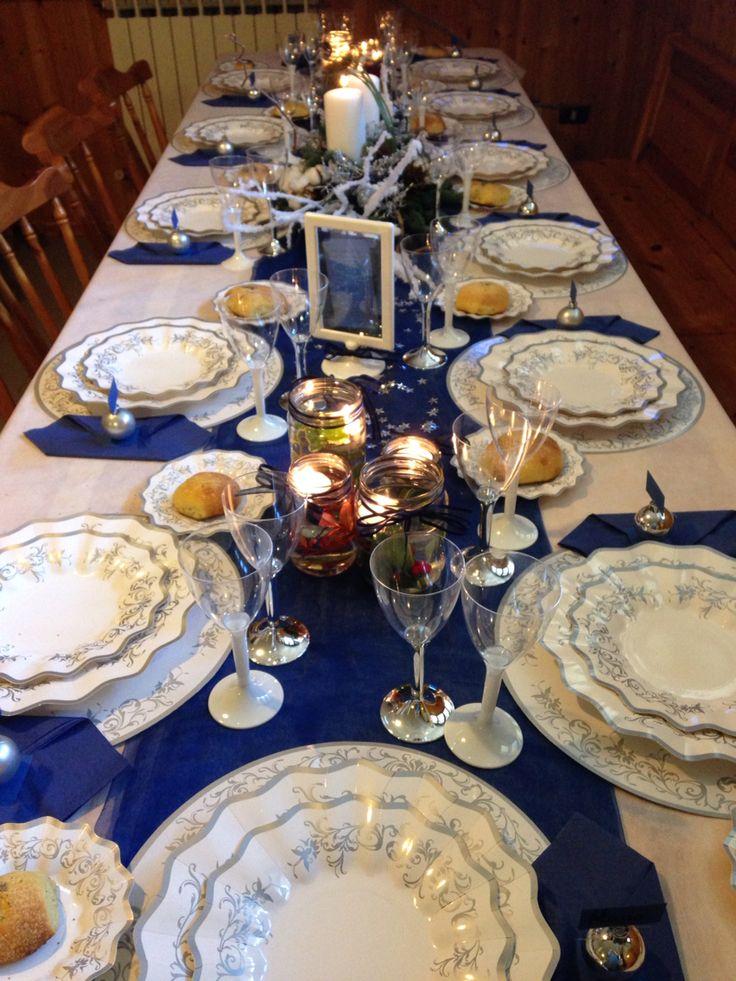 Dining cristhmas table