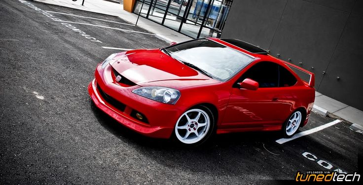 RSX S Type...almost owned this car till the lady backed out of the sale last second :'(