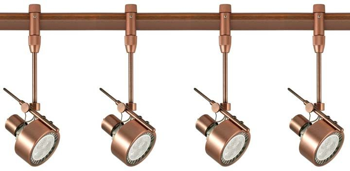 Modern LED Bulbs, Housed in Antique Bronze | China LED LIGHTS
