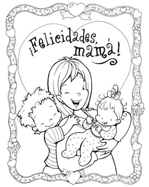 En un rincón de mi aula de Infantil: Día de la madre