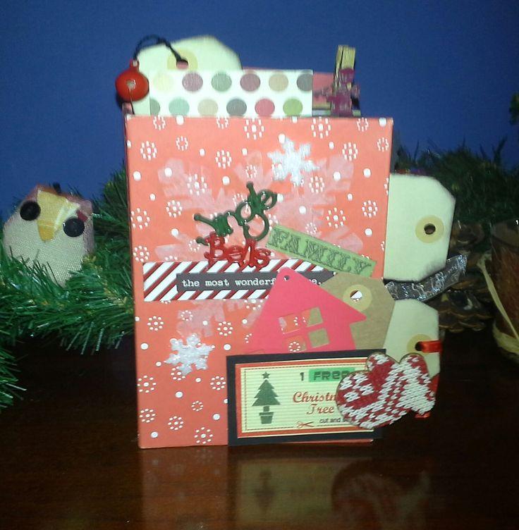 Christmas mini album by Paola Botero