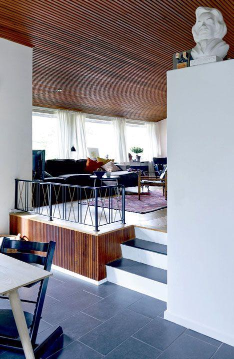 Originalt parcelhus: På tidsrejse i 50'er huset - Boligliv