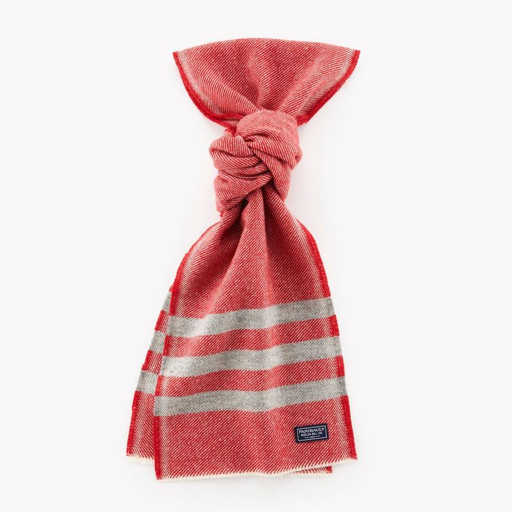 Cozy American made scarf because love is warmth figuratively and literally.