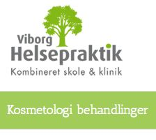 Kosmetologi behandlinger hos Viborg Helsepraktik